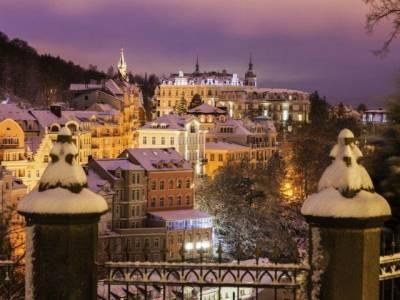 Kerstreis Magisch Bohemen - Oad busreizen