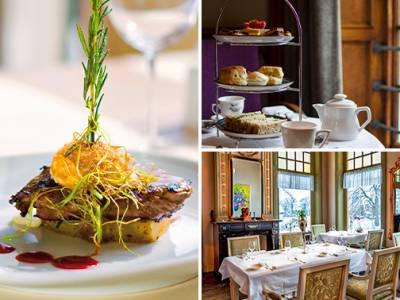 12-uurtje of luxe high tea bij Landgoed Westerlee