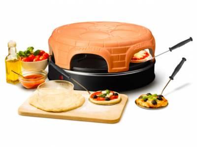 Emerio Pizzarette Pré-Bake 6 Personen