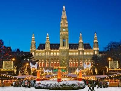8 daagse busreis Kerst in Wenen