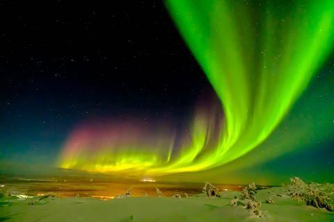 8 daagse excursiereis Best of Northern Light