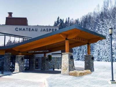 Wintersport Jasper Chateau Jasper *** 9 dagen