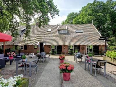 Verblijf in Pittoresk boutiquehotel bij Overijssels Vechtdal incl. dagschotel