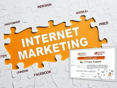 Online cursus internet marketing van InterPlein!