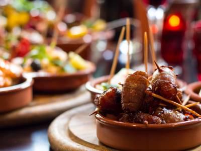 All you can eat bij Sabrosas Pincho's y Tapas