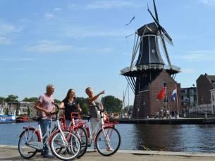 Haarlem Highlights Fietstour