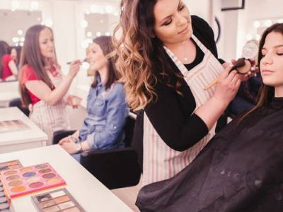 Make-up workshop (2 p.)