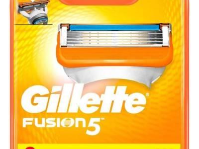 Gillette Fusion5 Scheermesjes 8 Stuks verpakking