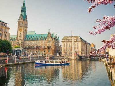 3 of 4 dagen Hamburg