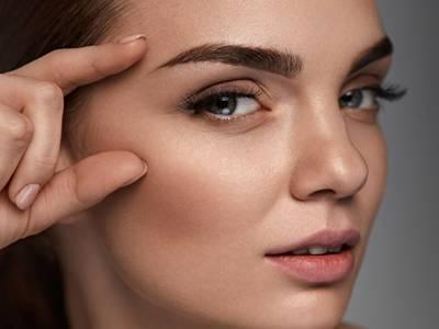 Wenkbrauwen epileren + henna brows