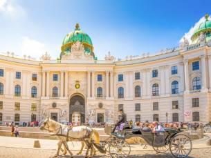 4*-hotel in hartje Wenen incl. vlucht en ontbijt