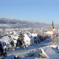 8-daagse busrondreis Wintersfeer Noorwegen