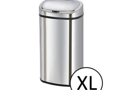 Prullenbak van Kitchen Move met sensor (68 liter)