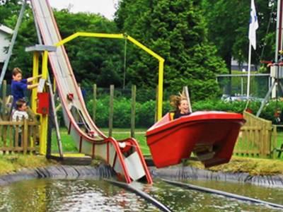 Entreeticket Sybrandy's Speelpark