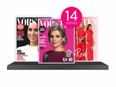 Vorsten is hét tijdschrift over de koninklijke families!