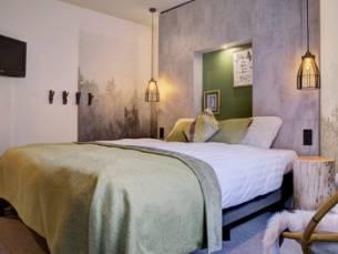 Arcen: comfort tweepersoonskamer voor 2 personen incl. ontbijt, naar keuze met 3-gangen diner in Hotel De Maasparel 4*