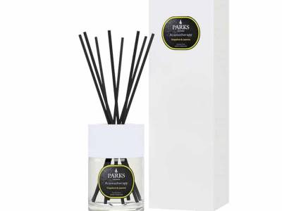 Parks London - AROMATHERAPY - Geurstokjes - 100ml Lily of the Valley