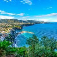8-daagse autorondreis Langs de Amalfikust en de Golf van Napels