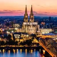4-daagse cruise met mps Salvinia Kerstmarktcruise Düsseldorf, Keulen en Bonn