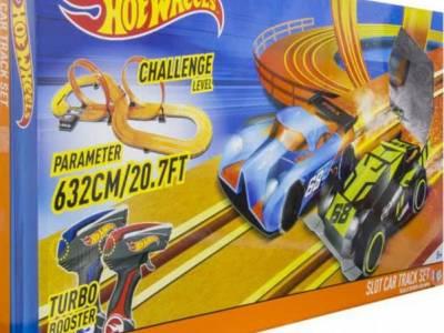 Hot Wheels Racebaan 632 Cm