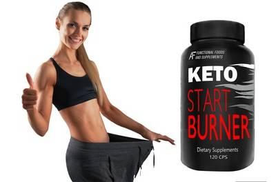 30, 60, 120, 240, 360 of 720 capsules Keto Start Burner A.I.F.