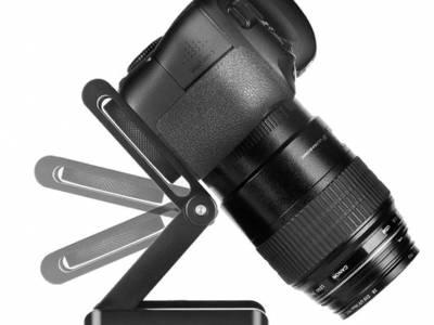 Caruba Lift en Tilt Head - voor foto- en videocamera's