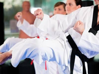 1, 3 of 6 maanden onbeperkt karatelessen