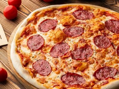 Afhalen: pizza (45+ keuzes) + drankje naar keuze