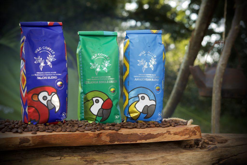 Wild Coffee, premium koffie uit de Andes