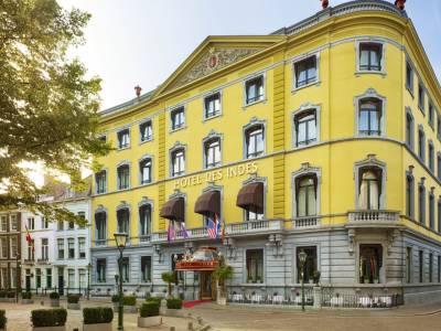 Ultra chique 5*-hotel in hartje Den Haag incl. ontbijt