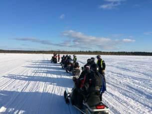 8-daagse rondreis Adventure on the OunasjÀrvi river