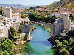 8-daagse rondreis de Balkan Beleving