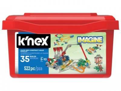 Knex Click & Construct Value Building Set