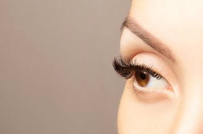 Centrum Amsterdam: wimperlifting-behandeling incl. wimpers verven of one-by-one wimperextensions bij Marzia Studio