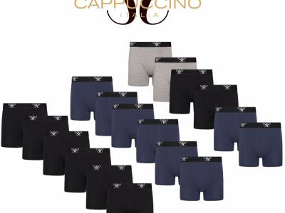Cappuccino 6-pack boxershorts
