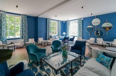 Nabij het strand: standaard/deluxe/superior tweepersoonskamer voor 2 pers. incl. ontbijt in The Fallon Alkmaar