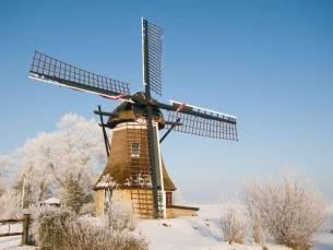 Kerstreis Friesland en Ameland