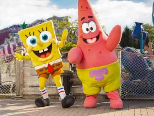 2 dagen Movie Park Germany incl. overnachting