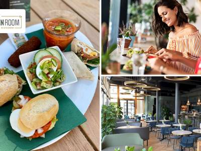 Lunch-try out in hartje Hengelo