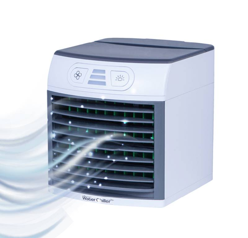 Eco Water Chiller - Air Cooler - Draagbare luchtkoeler