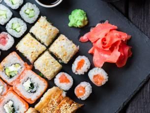 Afhaaldeal oki sushibox bij Yume Sushi Deventer