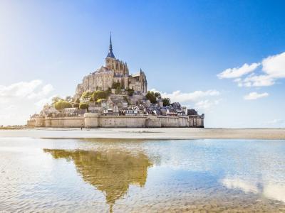 Autorondreis: Normandië en Bretagne incl. kasteelhotels