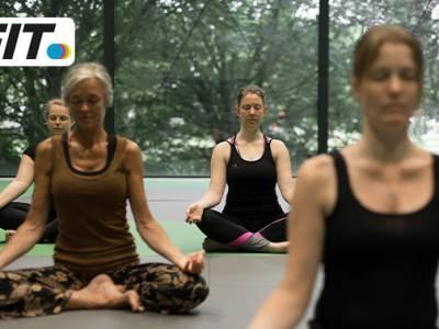 Yogales(sen) van 60 minuten