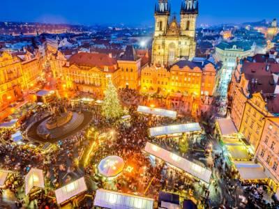 Bezoek de kerstmarkten en verblijf in hartje Praag incl. vlucht en ontbijt
