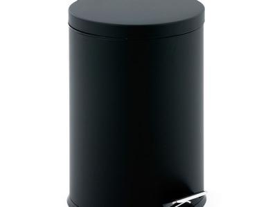 V-Part pedaalemmer classic - 12 liter - zwart