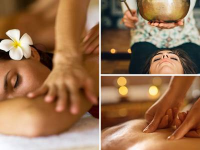 Massage (40 of 50 min) of dagcursus Reiki/massage