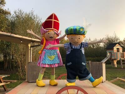 Vier Sinterklaas bij Avonturenboerderij Molenwaard!