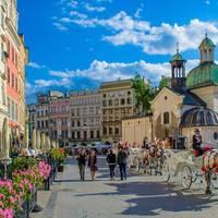 8-daagse busreis en 6-daagse vlieg-busreis Krakau en de schatten van Zuid-Polen