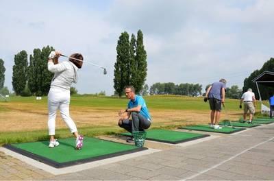 1-daagse golfcursus met baanpermissie bij Golfschool Waterland Amsterdam, Hilversum of Spaarnwoude