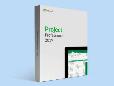 Licentie Microsoft Project Professional
